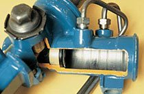 ps-spool-valve-housing